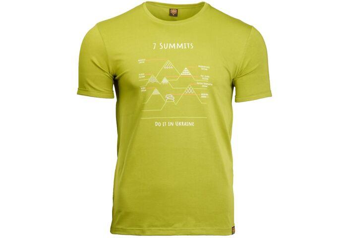 Футболка Turbat 7 Summits мужская