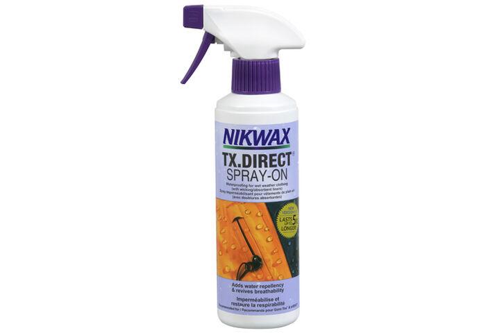 Пропитка-спрей Nikwax TX.Direct 500ml водостойкость для мембран