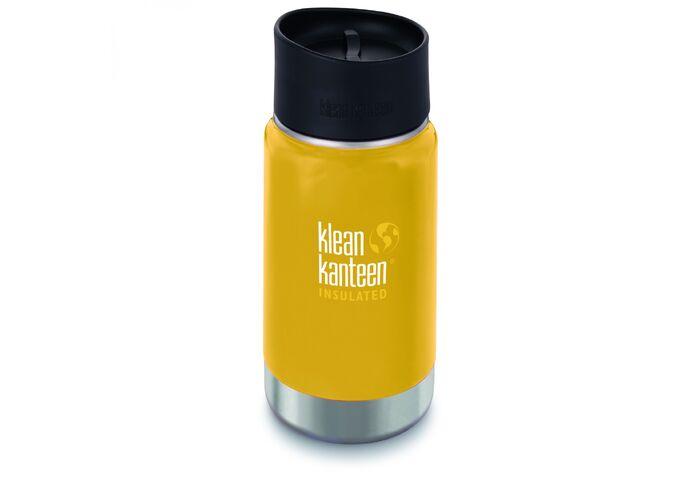 Термофляга Klean Kanteen Wide Vacuum Insulated Cafe Cap 355 ml