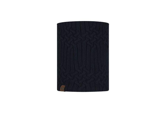 Шарф-снуд Buff Knitted & Fleece Neckwarmer New Helle Night Blue