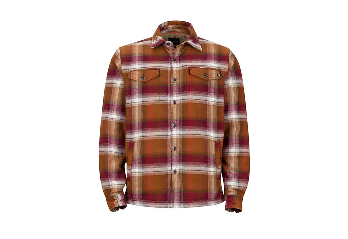 Рубашка Marmot Men's Ridgefield LS Flannel Shirt