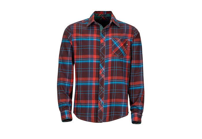 Рубашка Marmot Men's Anderson Lightweight Flannel LS Shirt