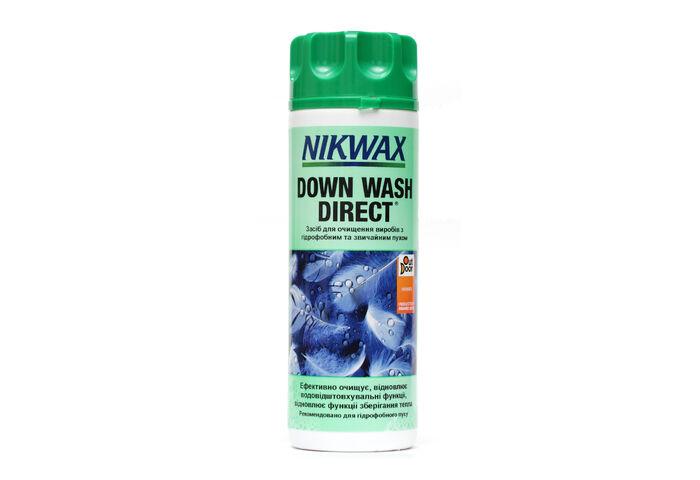 Средство для стирки пуховых изделий Nikwax Down Wash Direct 300ml