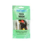 Средство для стирки мембран Nikwax Tech Wash 100ml в мягком пакете