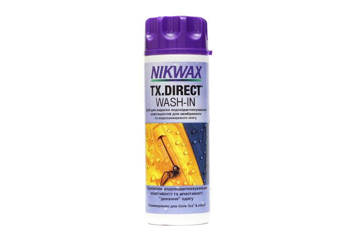 Пропитка Nikwax TX.Direct Wash-In 300ml водостойкость для мембран