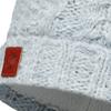 Шапка Buff Knitted & Polar Hat Amby Snow/Cru - изображение 2