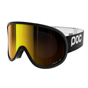 Горнолыжная маска POC Retina Big Uranium Black / Pink Gold Mirror