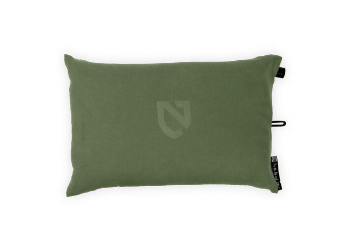 Надувная подушка Nemo Fillo Moss Green 27х43 см