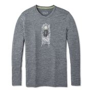 Футболка Smartwool Men's Merino Sport 150 Old Man Winter Long Sleeve Tee