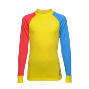 Детская термофутболка Thermowave Junior Active LS Colorblocking