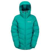 Пуховик Montane Female Torre Blanco Jacket женский